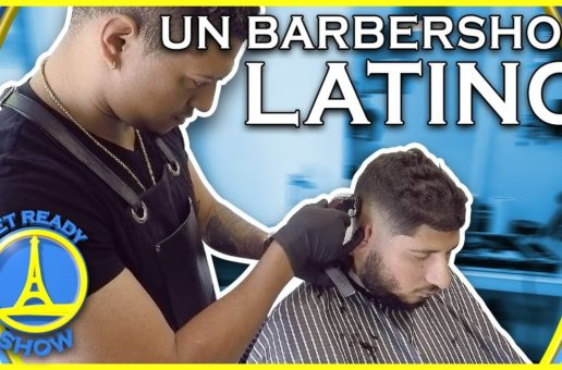 68 BARBER : UN BARBERSHOP LATINO 😱 – GET READY SHOW #75