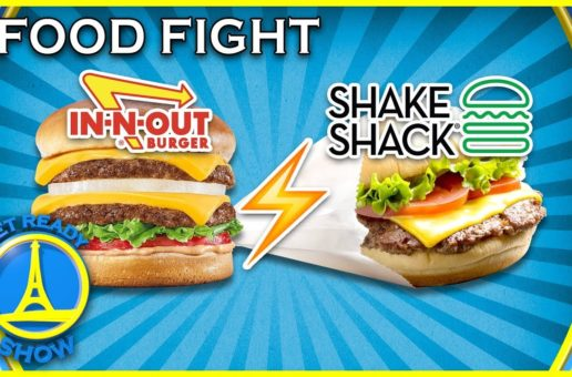SHAKE SHACK VS IN-N-OUT BURGER, QUI VA GAGNER ? – GET READY SHOW #97